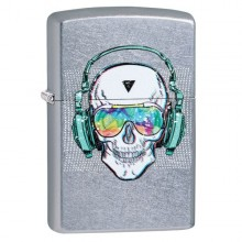 Skull Headphone Design